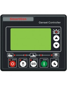 Smartgen Hgm420 Transferencia Automatica Inteligente Para Grupos Electrogenos