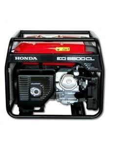 Honda Eg5500 S/t    Grupo Electrogeno + Generador Linz 220v  5.5kva  9.0 Hp Arranque Manual