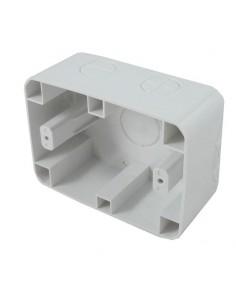 Jeluz 40021     Caja Estanco Vacia  Ip-67 Rectangular (verona)