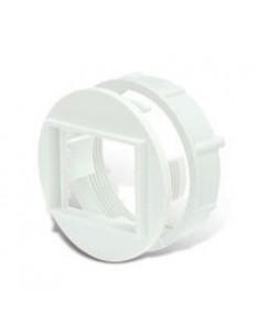 Cambre   6995  Adaptador Blanco Circular P/tablero Cbox Redondo