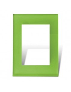 Cambre   4966  4 Mod Tapa Y Distan Vidrio  Verde    Bauhaus Minimal