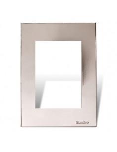 Cambre   4959  4 Mod Tapa Y Distan Plata            Bauhaus Minimal