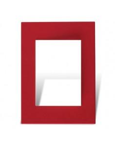 Cambre   4954  4 Mod Tapa Y Distan Rojo             Bauhaus Minimal