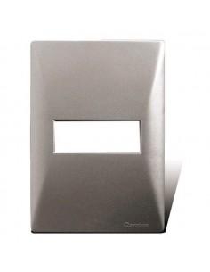 Cambre   4101  Tapa Std  1 Mod            Aluminio  S.xxii  Platil