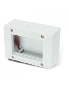 Cambre   4264  Base Ext 4 Modulos 10 X 5 Blanca     S.xxi // S.xxii  (caja)