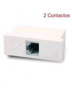 Cambre   6931  Mod  Tel 2 Pin               Blanco  S.xxi  / S.xxii
