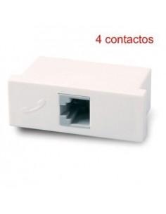 Cambre   6932  Mod  Tel 4 Pin               Blanco S.xxi  / S.xxii
