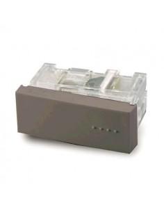 Cambre   6111  Mod  Combinacion Tecla Simple  Gris  Bauhaus