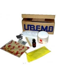 Ubemo Er-b1   Empalme Recto 1x25 2x10 3x06  3x6+6 Para Cable Subterraneo