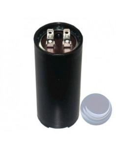 Crlx Cap013 Capacitor Electrolitico 380 - 430 Uf       (1 1/2 Hp.)  Arranque
