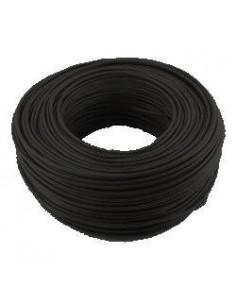 Argenplas U075ne__  Mts. Cable   1 X   0.75  Rollo Unip Negro Iram Nm247-3