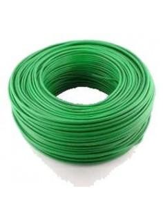Argenplas U075vea_  Mts. Cable  1 X   0.75 Rollo Unip  Verde Y Amarillo Iram Nm247-3