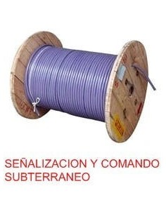 Argenplas Cs7150__  Mts. Cable  7 X    1.50  Comando Subte Bobina Iram 2178