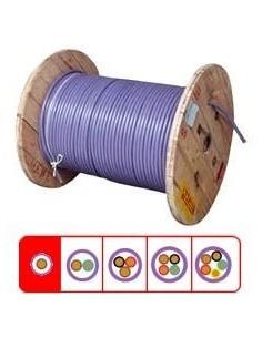 Argenplas S1185f__  Mts. Cable  1 X 185.00  Subte Bobina 40cm Iram 2178