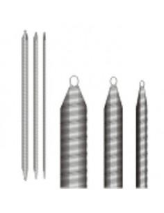 Genrod Ger50sp Resorte Semipesado 50mm (2    ) P/caño   Tecnocom / Ayan / Sica / Homeplast