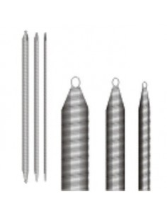 Genrod Ger32sp Resorte Semipesado 32mm (1 1/4) P/caño   Tecnocom / Ayan / Sica / Homeplast