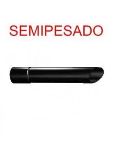 Tubopal 4019 Mts. Caño De Hierro Semi Pesado      1 1/2 Esp 18  (paqx 30mts Varilla3mts)