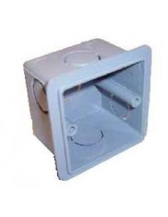 Genrod 02224pg____ Caja Pvc Emb 5  X  5 Mignon             (roker R2002 / Homeplast) (caja De Luz)