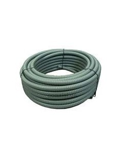 Huferjo 5112___ Mts. Caño Pvc Flexible Gris       1 1/2  Norma 750  // (corrugado)