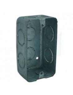 Ag Hcllrn01 Caja Chapa 20 Rectangular  5 X 10 Comun      (caja De Luz / 9 De Julio) hcllfrn01