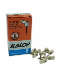 Kalop Kl06002 Grampa Nº 8  Corta   X 100 U