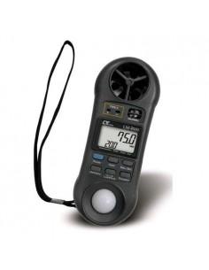 Baw Lm-8000 Instrumento Combinado Lutron, Luxometro, Anemometro (tester)