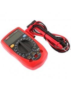 - Eta Baw Ut-33d Multimetro Digital Tester ( Pila: 2 Aaa)      ( Interelec 402261)