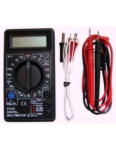 Mgl S838      Tester Digital C/temperatura C/buzzer