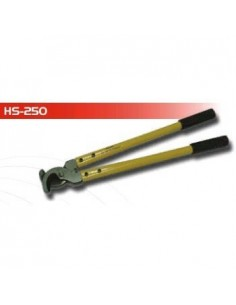 Lct 4043 Lk-240 Pinza De Corte Mango Largo H/240mm2 fusse Hs-250