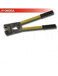 Lct 4038 Hx-50  Pinza Para Terminales De Cobre  6 A  50mm (alum  6 A  35) Crimpeadora Metalica fusse Jy-0650a