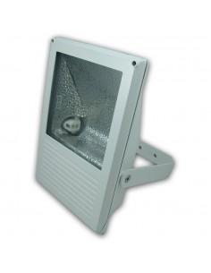Candil P5701/bt      Harlem  Proyector 70w/150w R7s Hqi C/equipo Aluminio Blanco (mercurio Halogenado)