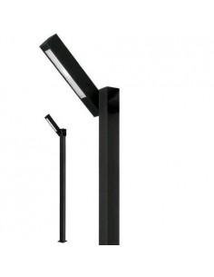 Luminis Parc V1 Led Farola Pie  Aluminio 2800mm Led  50w C/columna  Cov236ln