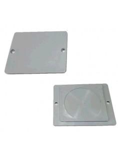 Electrocanal Placa Porta Rj11 O Rj45