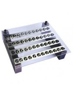 Elent 410250ap   Bornera Profesional 4 X 10 X 250a C/tierra (mm X Mm X 56mm) 200a