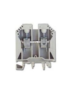 Zoloda Bpn-35.0       Bornera Unipolar P/riel Din 35.0mm Gris (compon. Flex.rig.)