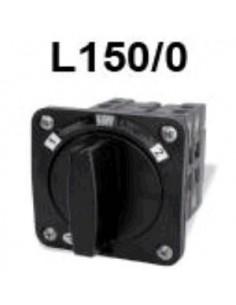 Elibet 150004/0  Interruptora 1-0 P/tablero 4 X 150a (seccionadora)