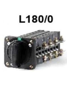 Elibet 180004/0  Interruptora 1-0 P/tablero 4 X 180a  (seccionadora)