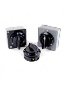 Elibet 63604n/0  Selectora De Fase Emb.          4 X  63a (0-r-s-t) Acero 80mm
