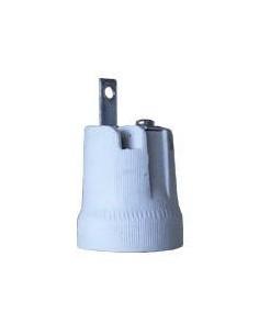 Portalampara E27 Ceramico l    1039
