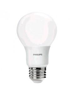 Philips               E27 A60  220v X   8w/3000k Calida  600lm Ledbulb  Lampara 15kh  (descontinuar)