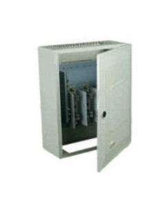 Genrod 089101_____ Edesur Caja Toma T2 3 X Nh-01 200a (420 X 420), Trifasica Con Portafusibles (variplast 760 +02) Conextube