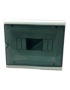 Genrod 04008 Caja Emb Eco______ 8b Pvc C/ 1p Para Termicas Din (ex 04486bpen)