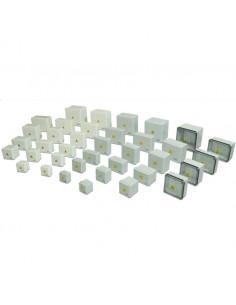 Genrod 06212111b    Caja Estanca Pvc   210 X 210 X 110 Mm (1211) (dt)