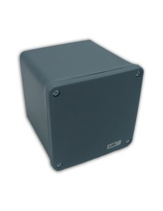 Genrod 06111111b    Caja Estanca Pvc   115 X 115 X 110 Mm (roker Pr999/110 308 Steck)