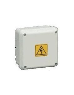 Genrod 06090905b    Caja Estanca Pvc    90 X  90 X  55 Mm (100x100x50) (roker Pr996/54  92x92x54)