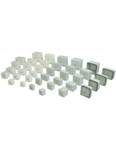 Genrod 06313113b    Caja Estanca Pvc   310 X 310 X 135 Mm