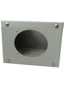 Genrod 09977        Caja P/capsulado           1 X 32a          (gabinete Metalico Ind. P/capsulados Cbox Ext)