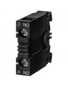 Siemens 3sb3400-0b    Bloque De Contacto Auxiliar Normal Abierno No/na