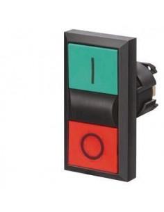 Siemens 3sb3100-8ac21 Botonera Doble Rojo/verde (marcha Y Parada)