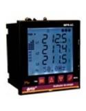 Baw Mpr-50           Analizador De Enegria          96x96mm Voltimetro Amperimetro Frecuen Digital P/tablero